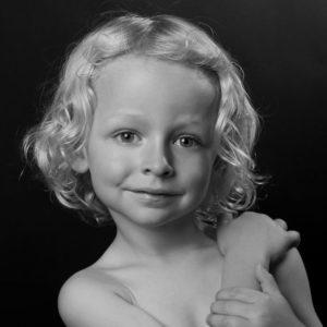 Moderne Kinderfotos