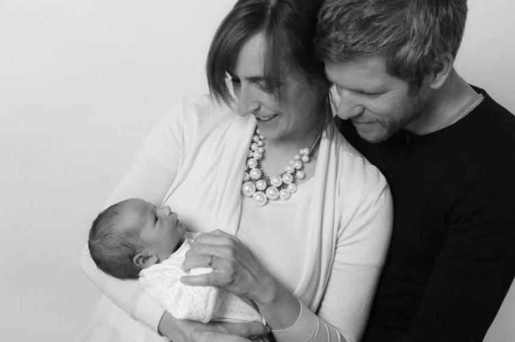 Fotostudio für Babyfotos in Stuttgart