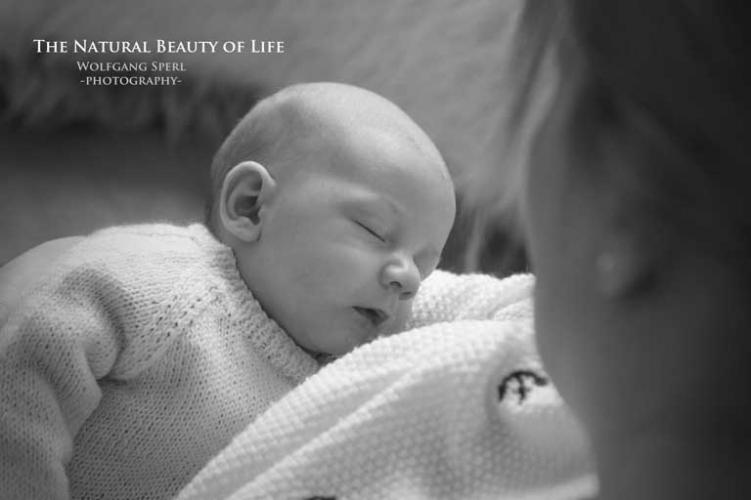 natürliche babybilder